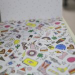 Licorne et Stickers 9